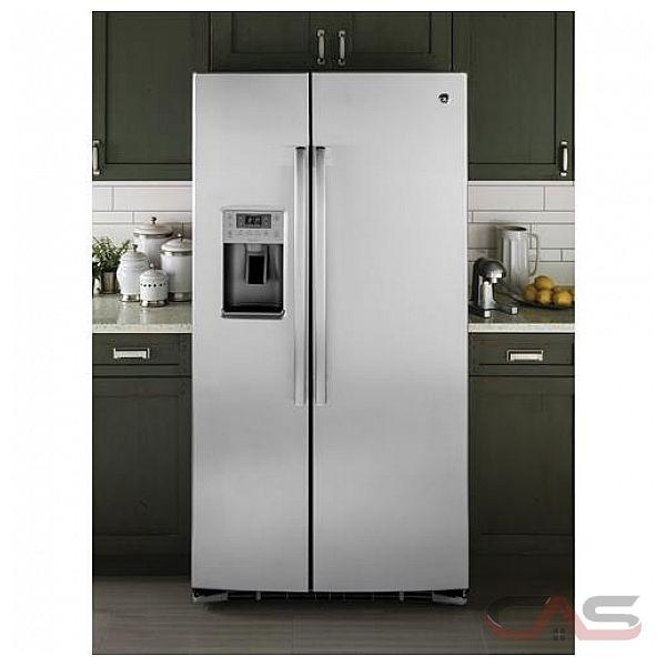 Pse25kshss Ge Profile Refrigerator Canada Best Price