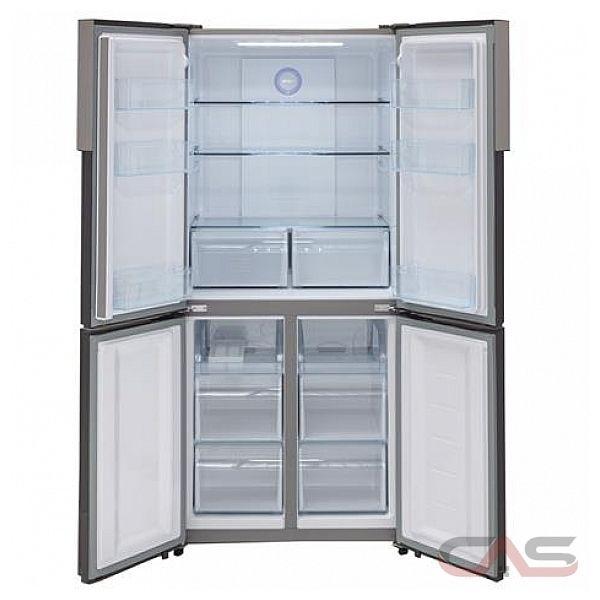 haier hrq16n3bgs refrigerator canada best price reviews. Black Bedroom Furniture Sets. Home Design Ideas