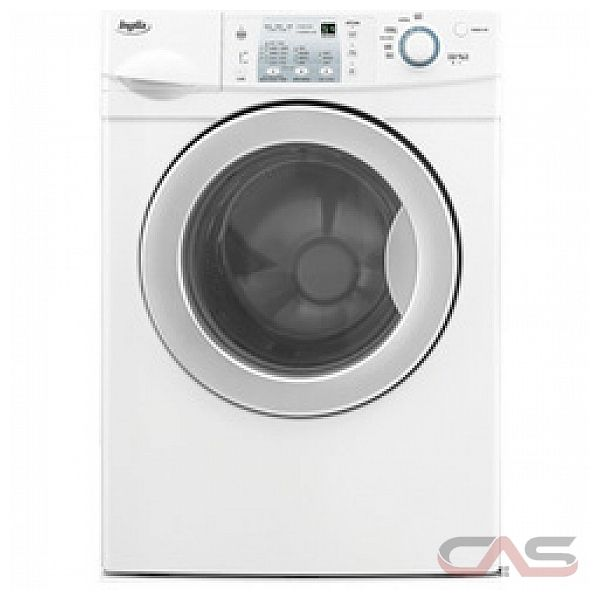 Inglis IFW7200TW 3.5 Cu. Ft. I.E.C. Super Capacity Plus Front- Load Washer