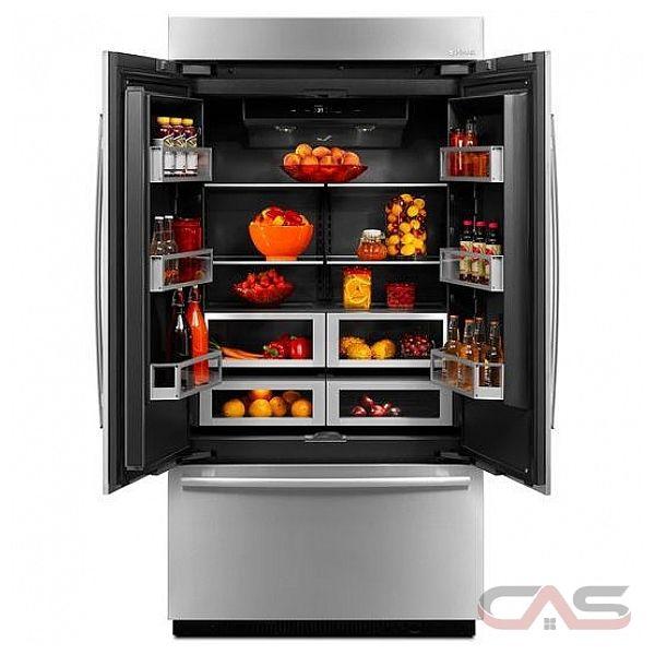 Jenn air jf42nxfxde refrigerator canada best price for Obsidian interior refrigerator