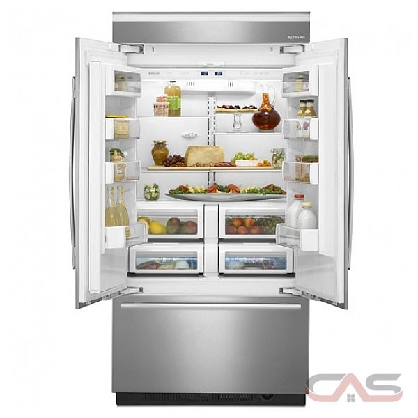 Jenn Air Counter Depth Refrigerator French Door: Jenn-Air JF42NXFXDW Refrigerator Canada