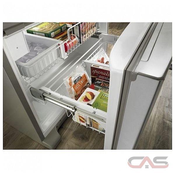 Jenn Air Jfc2089bem French Door Refrigerator 36 Quot Width