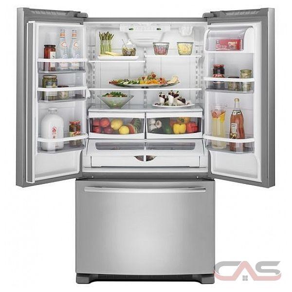Jfc2089bep Jenn Air Pro Style Refrigerator Canada Best