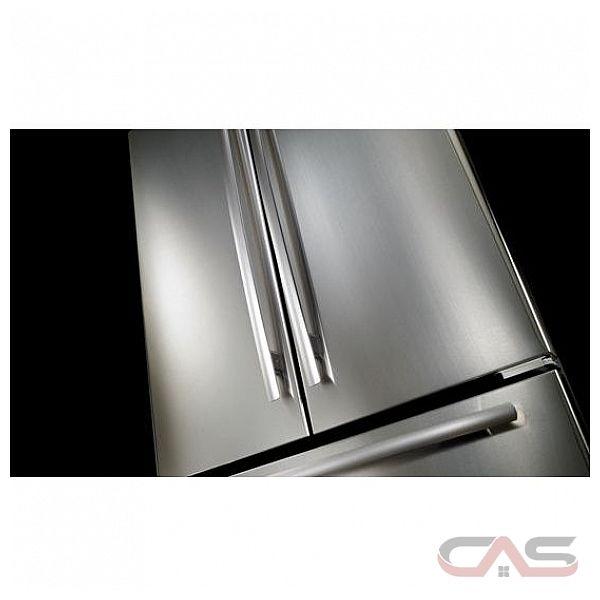 Jfc2290vpf jenn air refrigerator canada best price for Jenn air floating glass refrigerator