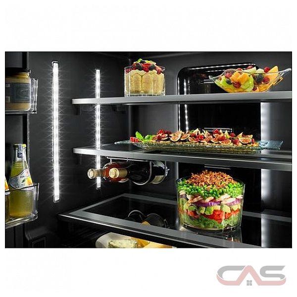 Jenn Air Jffcc72efs French Door Refrigerator 36 Quot Width