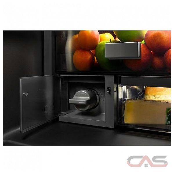 Jenn air jffcc72efs refrigerator canada best price for Obsidian interior refrigerator