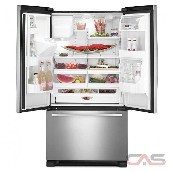 Jenn Air Counter Depth Refrigerator French Door: Jenn-Air Pro Style JFI2089AEP Refrigerator Canada