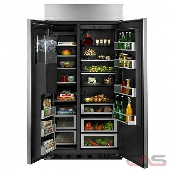 Jenn Air Js42ssdude Built In Refrigerator 42 Quot Width