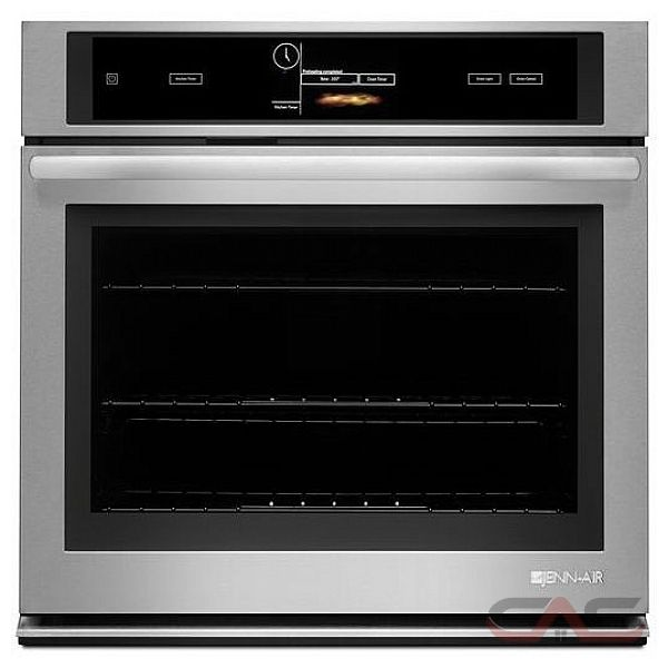 Jenn Air Oven >> JJW3430DS Jenn-Air Euro Style Wall Oven Canada - Best Price, Reviews and Specs