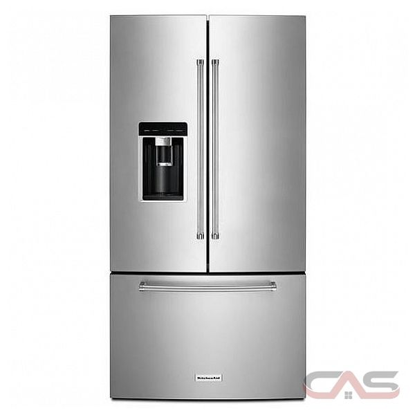 Kitchenaid Krfc704fss Refrigerator Canada Best Price