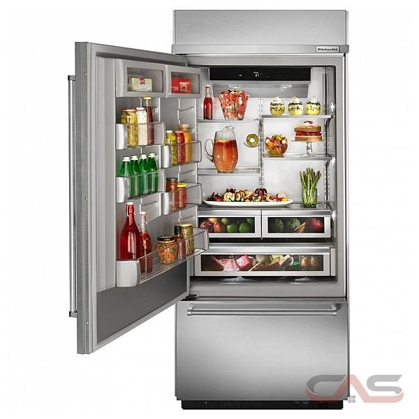 Kitchenaid Built In Bottom Freezer Refrigerator: KitchenAid KBBL306EPA Refrigerator Canada