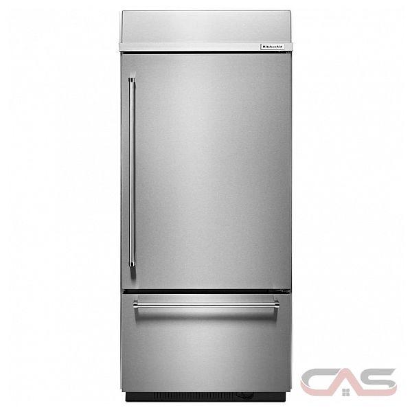 Kbbr306epa Kitchenaid Refrigerator Canada Best Price