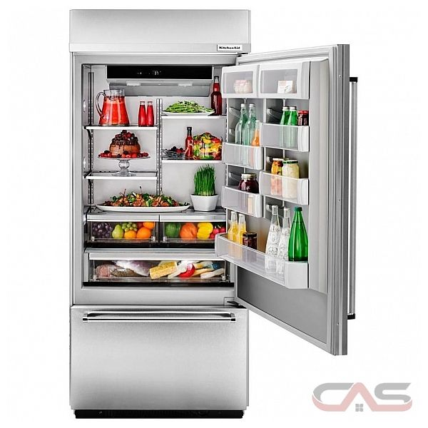 Kbbr306ess Kitchenaid Refrigerator Canada Best Price