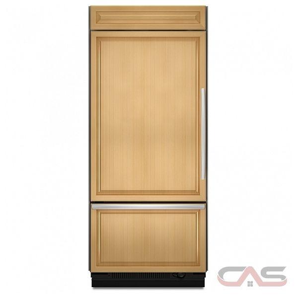Kitchenaid Built In Bottom Freezer Refrigerator: KBLO36FTX KitchenAid Refrigerator Canada