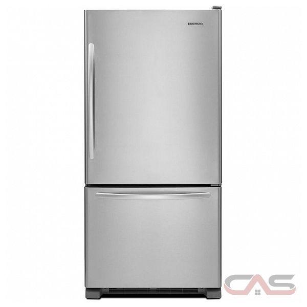 Kitchenaid Refrigerator Drawers: KitchenAid KBRS19KCMS Refrigerator Canada
