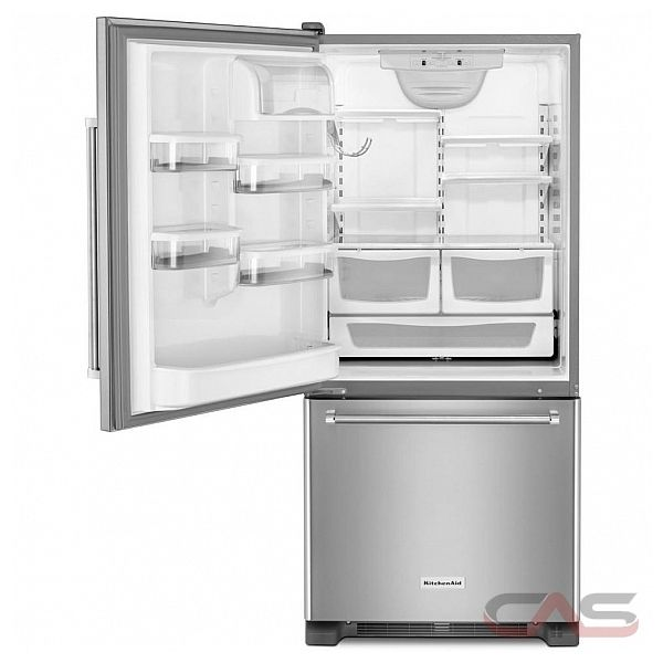 Krbl109ess Kitchenaid Refrigerator Canada Best Price