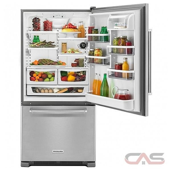 Krbr102ess Kitchenaid Refrigerator Canada Best Price