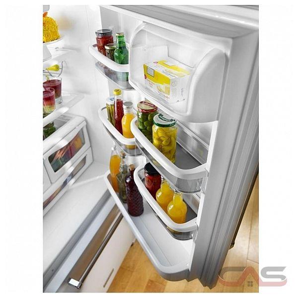 French Door Refrigerators KitchenAid