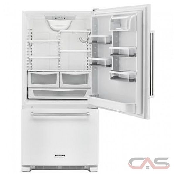 Krbx109ewh Kitchenaid Refrigerator Canada Best Price