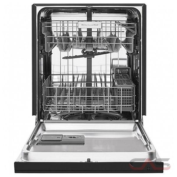 kitchenaid kdfe104dwh dishwasher specs canada save 188