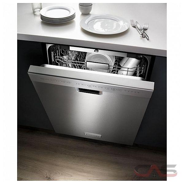 Kitchenaid Dishwasher Kdfe104dss: KDFE204EBL KitchenAid Dishwasher Canada