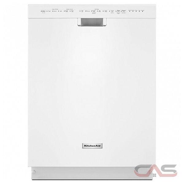 Kdfe204ewh Kitchenaid Dishwasher Canada Best Price