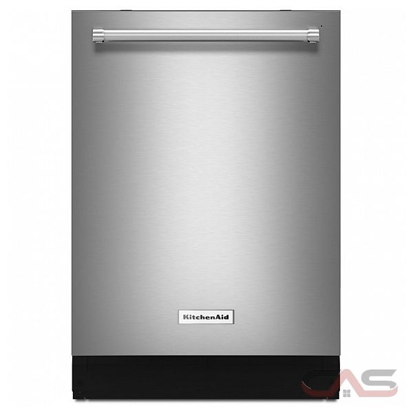 Consumer Guide Appliances: KDTE334GPS KitchenAid Dishwasher Canada