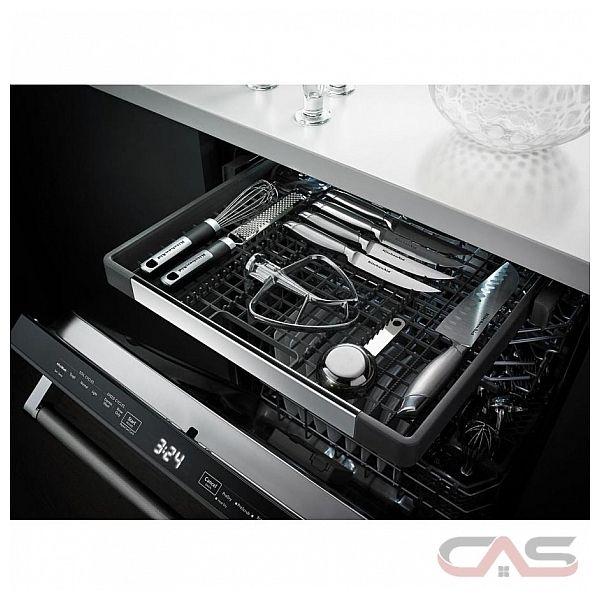 kitchenaid kdtm704ess dishwasher canada save