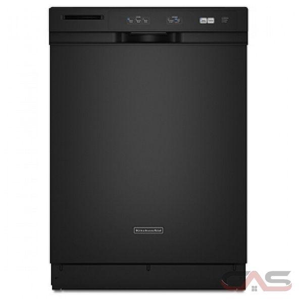 Kitchenaid Whisper Quiet Dishwasher: KitchenAid KUDC03IVBL Dishwasher Canada