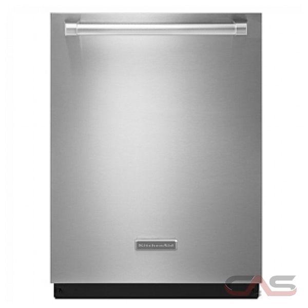 Kitchenaid Whisper Quiet Dishwasher: KitchenAid KUDE40FXSP Dishwasher Canada