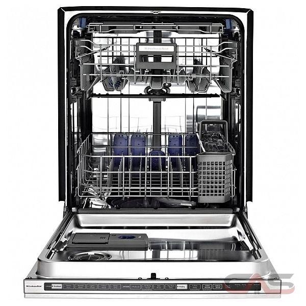 kitchenaid kude60hxss dishwasher canada save