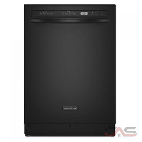 Kitchenaid Whisper Quiet Dishwasher: KitchenAid KUDK03CTBL Dishwasher Canada