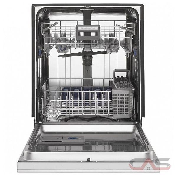 Kuds30ixss kitchenaid dishwasher canada best price - Portable dishwasher stainless steel exterior ...