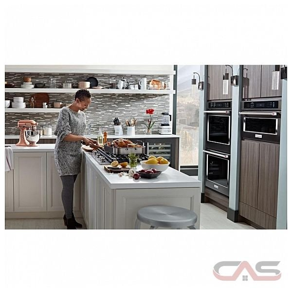 Kmbp100ebs Kitchenaid Wall Oven Canada Best Price