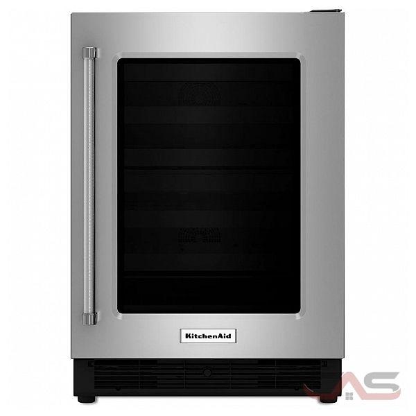 Kitchenaid Kurr204esb Refrigerator Canada Best Price