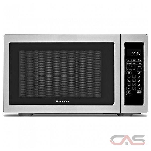 kcmc1575bss kitchenaid microwave canada - best price