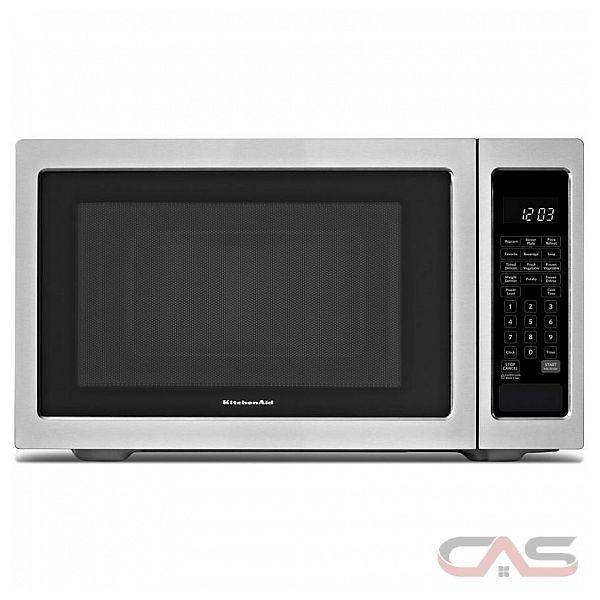 Kitchenaid Ykcms1655bs Microwave Canada Best Price