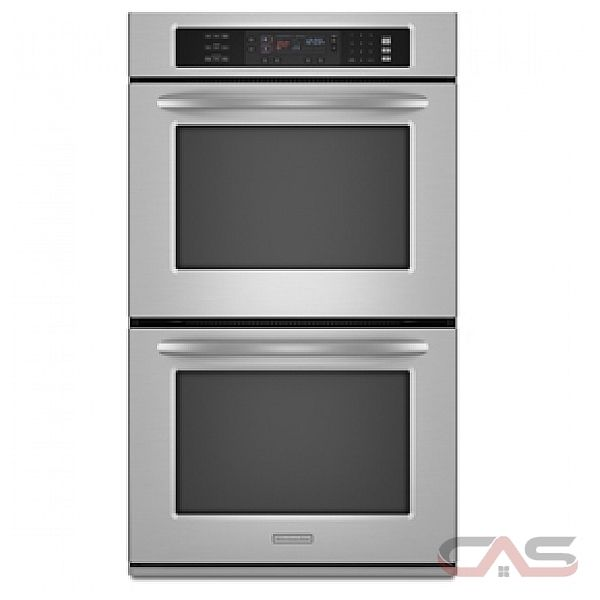Kitchenaid Kebs208sss Wall Oven Canada Best Price
