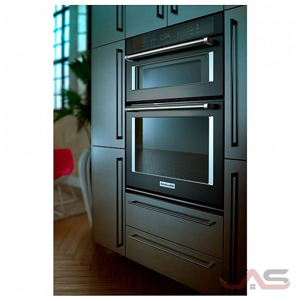 Kitchenaid Koce500ebs Wall Oven Canada Best Price