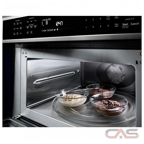 Kitchenaid Koce500ess Wall Oven Canada Best Price