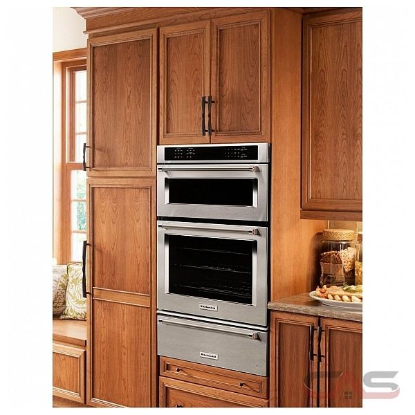 Kitchenaid Koce507ess Wall Oven Canada Best Price
