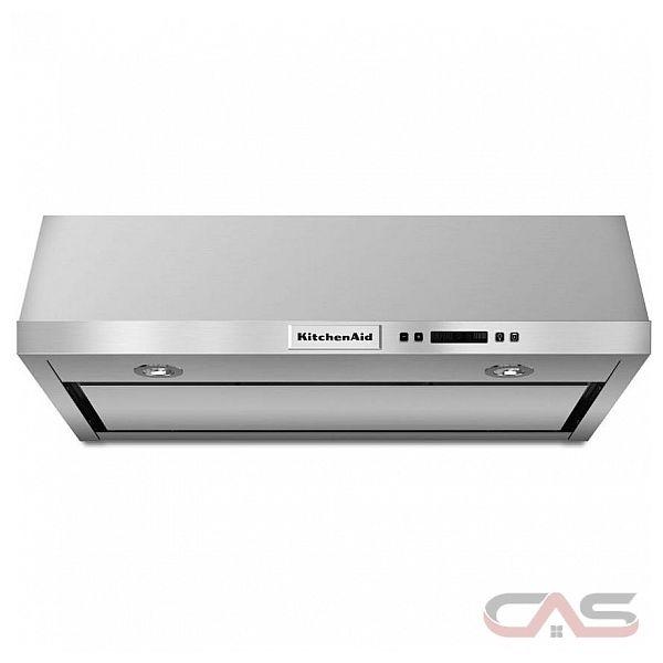 Kitchenaid Kvub600dss Ventilation Canada Best Price