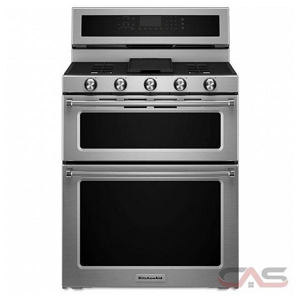 kitchenaid kfdd500ess range  dual fuel range  30 inch  self clean  convection  5 burners  sealed
