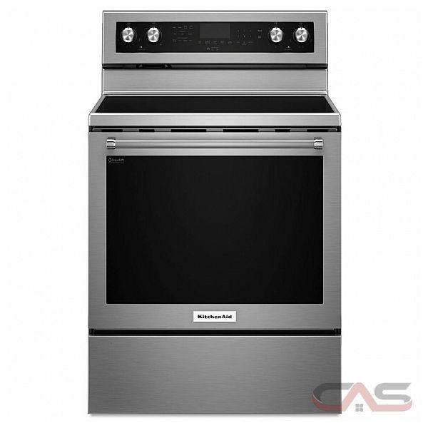 Kitchenaid ykfeg500ebl range canada best price reviews and specs - Inch electric range reviews ...