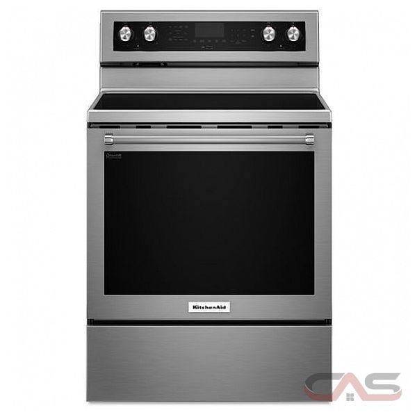 kitchenaid ykfeg500ess range electric range 30 inch self clean