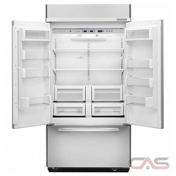 Kitchenaid Kbfc42fts Refrigerator Canada Best Price