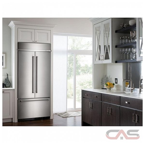 Kitchenaid Kbfn502ess Refrigerator Canada Best Price