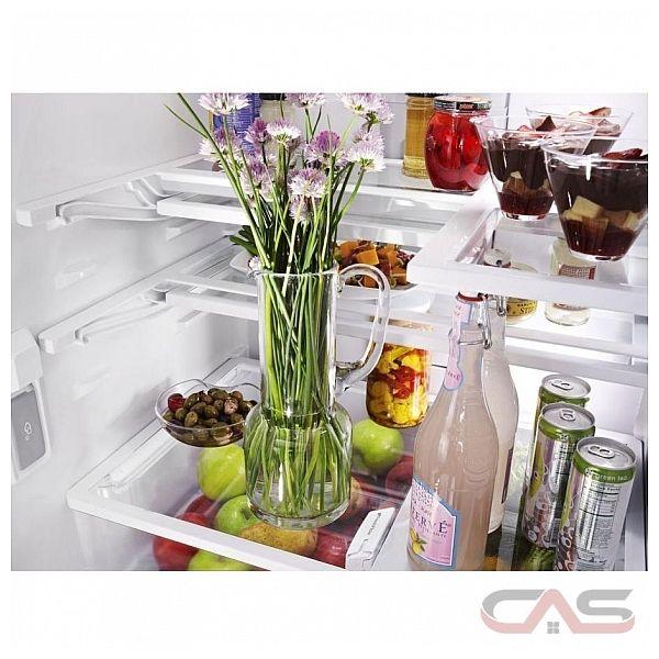 Kffs20eybl Kitchenaid Refrigerator Canada Best Price