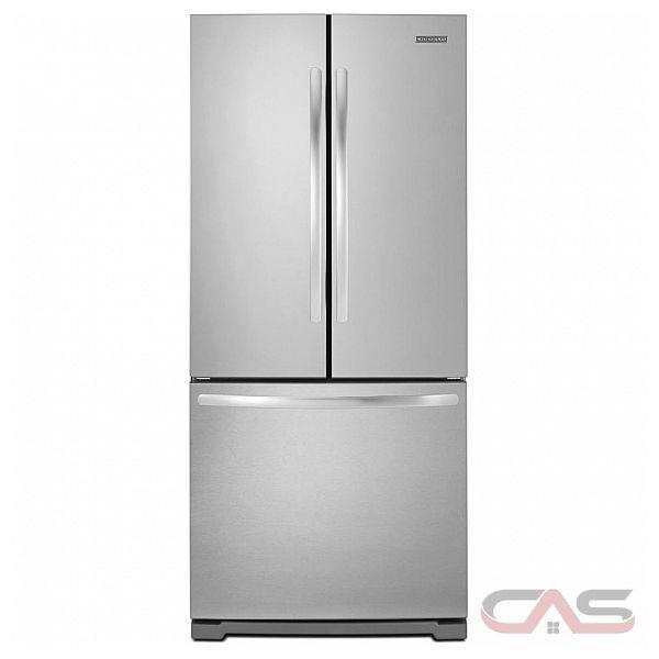 Kffs20eyms Kitchenaid Refrigerator Canada Best Price