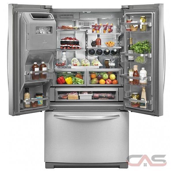 Kitchenaid Kfiv29pcms Refrigerator Canada Best Price